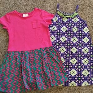 Two beautiful Spring/Summer Dresses from Hanna